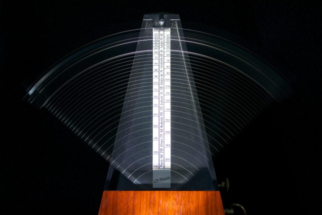 Metrónomo clásico
